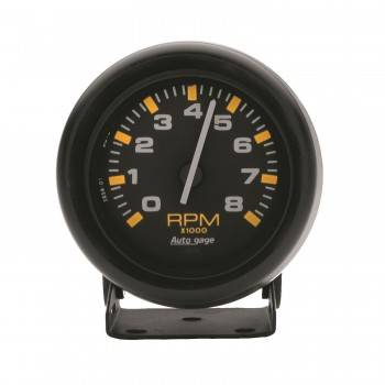 "Auto Meter - Auto Gage Mini Tachometer - 2-3/8"""