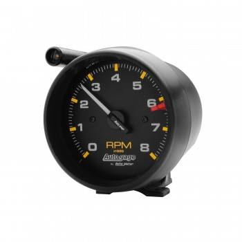Auto Meter - Auto Gage Shift-Lite Tachometer - 3-3/8 in.