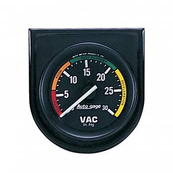 """Auto Meter - Auto Gage Vacuum Gauge Panel - 2-1/16"""""""