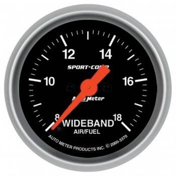 Auto Meter - Auto Meter 2-1/16 Sport-Comp Wideband Pro Air/Fuel Gauge