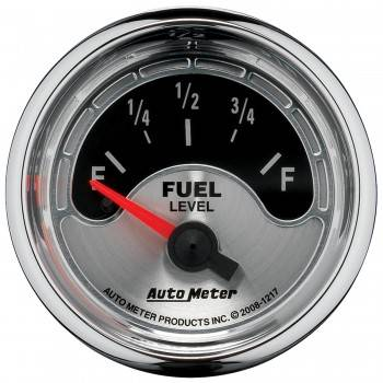 Auto Meter - Auto Meter American Muscle Fuel Level Gauge - 2-1/16 in.