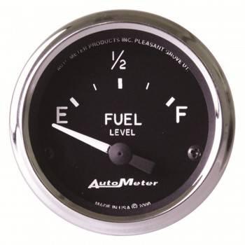 Auto Meter - Auto Meter Cobra Electric Fuel Level Gauge - 2-1/16 in.