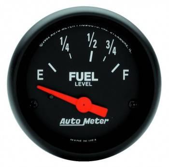 Auto Meter - Auto Meter Z-Series Electric Fuel Level Gauge - 2-1/16 in.