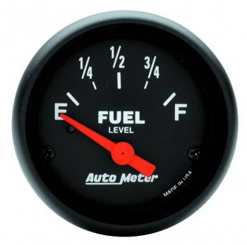 Auto Meter - Auto Meter Z-Series Electric Fuel Level Gauge - 2-1/16 in.