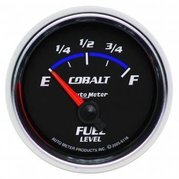 Auto Meter - Auto Meter Cobalt Electric Fuel Level Gauge - 2-1/16 in.