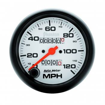 Auto Meter - Auto Meter Phantom In-Dash Mechanical Speedometer - 3-3/8 in.