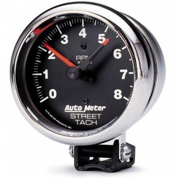 "Auto Meter - Auto Meter Performance Street Tachometer - 3 3/4"""