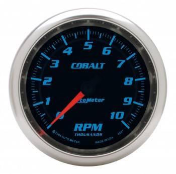 """Auto Meter - Auto Meter Cobalt In-Dash Tachometer - 3-3/8"""""""