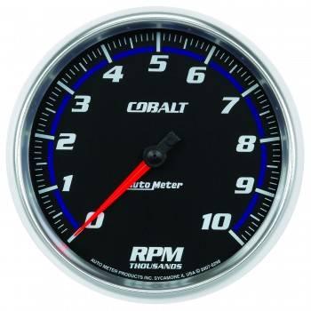 """Auto Meter - Auto Meter Cobalt In-Dash Tachometer - 5"""""""