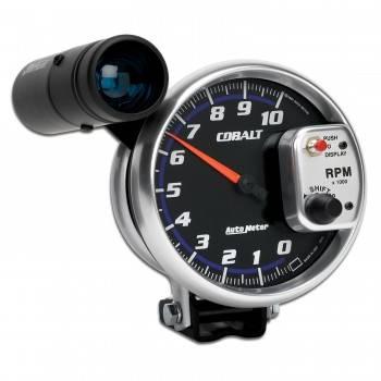 Auto Meter - Auto Meter Cobalt Shift-Lite Tachometer - 5 in.