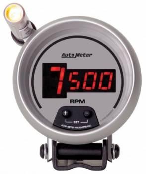 "Auto Meter - Auto Meter Ultra-Lite Digital Tachometer - 3 3/4"""