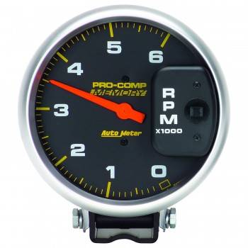 "Auto Meter - Auto Meter Pro-Comp Memory Tachometer - 5"""