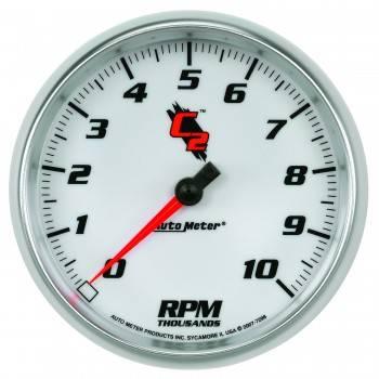 """Auto Meter - Auto Meter C2 In-Dash Tachometer - 5"""""""