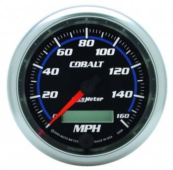 Auto Meter - Auto Meter Cobalt Programmable Speedometer - 3-3/8 in.