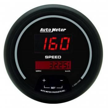 Auto Meter - Auto Meter Sport-Comp Digital In-Dash Speedometer - 3-3/8 in.