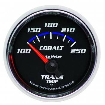 Auto Meter - Auto Meter Cobalt Electric Transmission Temperature Gauge - 2-1/16""