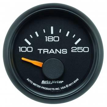 Auto Meter - Auto Meter 2-1/16 Transmission Temp Gauge - GM Diesel Truck