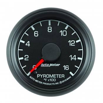 Auto Meter - Auto Meter Factory Match Pyrometer / EGT Gauge - 2-1/16 in.