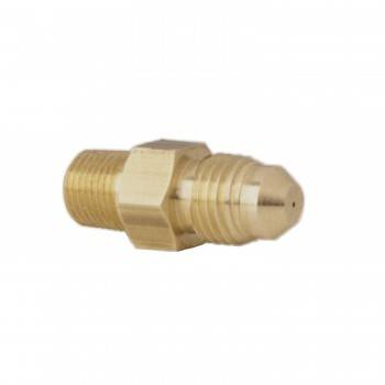 Auto Meter - Auto Meter Restrictor Adapter Fitting -4 AN to 1/8 NPT