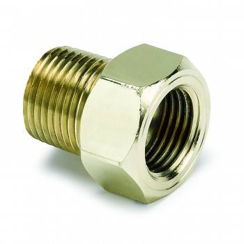 "Auto Meter - Auto Meter 3/8"" NPT Temperature Adapter"