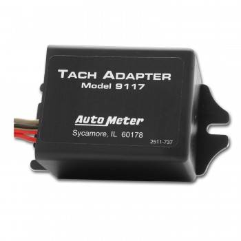 Auto Meter - Auto Meter Tachometer Adapter - Allows Tachometer To Be Used On Distributorless Ignition