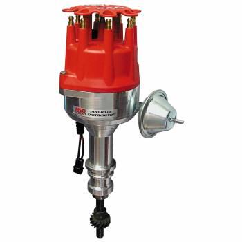 MSD - MSD Pro Mag 12LT Generator - Short - Red