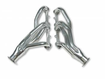 "Flowtech - Flowtech Mid-Length Headers - 1967-81 Camaro/1968-87 Chevelle/1968-79 Nova/1970-87 Monte Carlo/1971-91 Mid-Size - 283/400 - 1.5"" - 2.5"" Collector - Ceramic Coated"