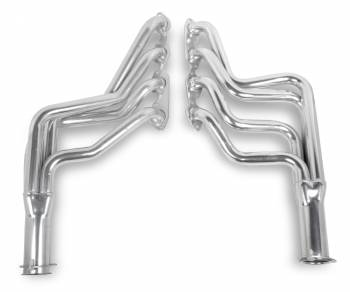 "Flowtech - Flowtech Long Tube Headers - 1970-72 Camaro/1964-74 Chevelle/1971-74 Full Size 396-454 Engine Swap - 1-3/4"" - 3"" Collector - Ceramic Coated"