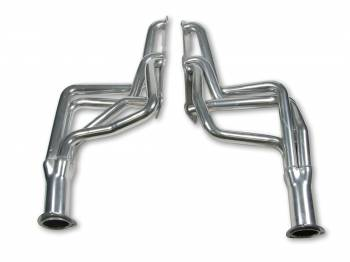 "Flowtech - Flowtech Long Tube Headers - 1970-79 Firebird Trans Am/1964-75 GTO/LeMans/Grand-Am - 350/455 - 1.625"" - 3"" Collector - Ceramic Coated"