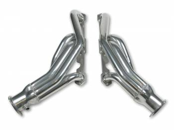 "Flowtech - Flowtech Shorty Headers - 1988-95 Chevy/GMC Truck 1500/2500/3500 - 5.0L/5.7L - 1.625"" - 3"" Collector - Ceramic Coated"