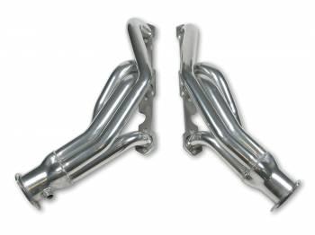 "Flowtech - Flowtech Shorty Headers - 1988-95 Chevy/GMC Truck 1500/2500/3500 - 5.0L/5.7L - 1.625"" - 3"" Collector - Ceramic Coated"