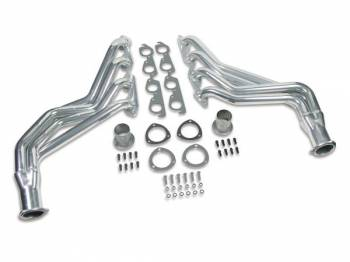 "Flowtech - Flowtech Long Tube Headers - 1968-87 Chevy/GMC 1500/2500/3500 2WD Truck/SUV - 396/454 - 1.75"" - 3"" Collector - Ceramic Coated"