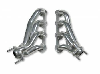 "Flowtech - Flowtech Shorty Headers - 1986-93 Mustang GT/LX - 302W - 1.625"" - 2.5"" Collector - Ceramic Coated"