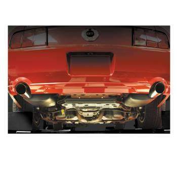 Flowtech - Flowtech Terminator™ Muffler System - 2005-09 Mustang w/ 4.6L (3-Valve)