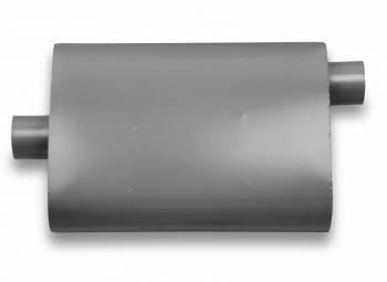 """Flowtech - Flowtech Afterburner Muffler - Universal - 2"""" Inlet/Outlet"""