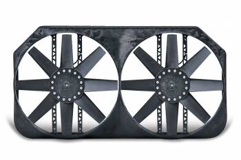 Flex-A-Lite - Flex-A-Lite Direct-Fit Dual Electric Fans - 1997-2005 Ford F-150 Truck (Non Super Duty), Expedition, Navigator And Blackwood