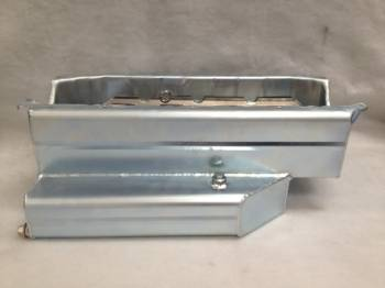 "Champ Pans - Champ Pans CP102KO Pro-Series Circle Track Oil Pan  - 11 Quart - 7"" Deep - SB Chevy 1957-85"