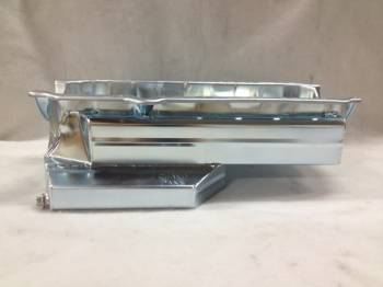 "Champ Pans - Champ Pans CP106KOORB Series Circle Track Oil Pan  - 7 Quart - 6-1/2"" Deep - SB Chevy 1986-Up"