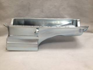 "Champ Pans - Champ Pans CP208 Series Street/Strip Oil Pan - 8 Quart - 8"" Deep - BB Chevy Mark IV"
