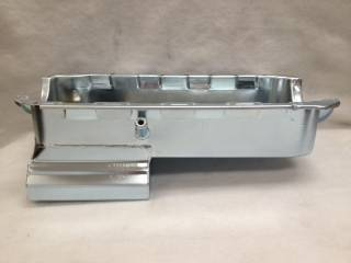 "Champ Pans - Champ Pans CP208LT Series Street/Strip Oil Pan w/ Louvered Windage Tray - 8 Quart - 8"" Deep - BB Chevy Mark IV"
