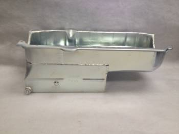 "Champ Pans - Champ Pans CP50 Series Circle Track / Street/Strip Oil Pan - 7 Quart - 7-3/4"" Deep - SB Chevy 1957 - 1979"