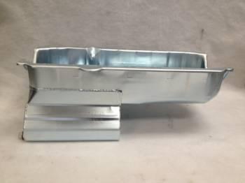 "Champ Pans - Champ Pans CP60 Series Street/Strip Oil Pan - 8 Quart - 8"" Deep - SB Chevy 1957-1979"