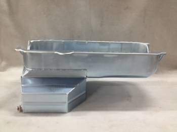 "Champ Pans - Champ Pans CP80LT-RR Series Road Race Oil Pan w/ Louvered Windage Tray - 8 Quart - 8"" Deep - SB Chevy 1957-85"