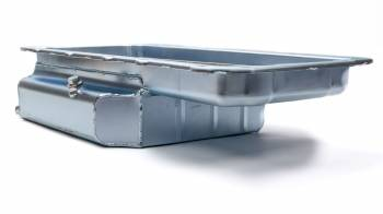 "Champ Pans - Champ Pans LS1100 Series Circle Track Oil Pan - 6 Quart - 4-1/2"" Deep - Chevy LS1"