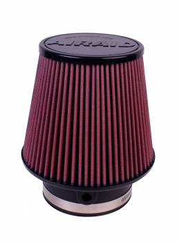 "Airaid - AIRAID LS Air Filter - Conical - 3.875"" Flange I.D. - 7"" Base x 5"" Top x 6"" Height"