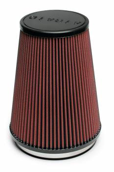 "Airaid - AIRAID Universal Air Filter - Conical - 6"" Flange I.D. - 7.25"" Base x 5"" Top x 9"" Height"