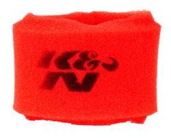 """K&N Filters - K&N Airforce Pre-Cleaner Air Filter Foam Wrap - 3-1/2"""" x 2-1/2"""""""