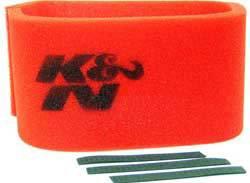 """K&N Filters - K&N Airforce Pre-Cleaner Air Filter Foam Wrap - 7"""" x 48"""" - Cut-To -Fit"""