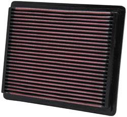 K&N Filters - K&N Replacement Air Filter - Ford/Mazda/Mercury