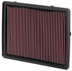 K&N Filters - K&N Replacement Air Filter - Holden/Vauxhall 1997-98